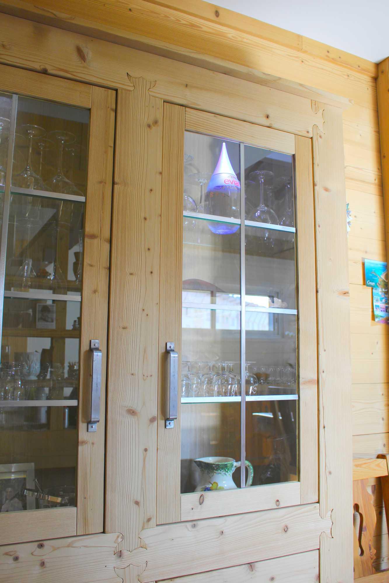 Deco Chambre Quad : Indogatecom  Cuisine Style Montagne