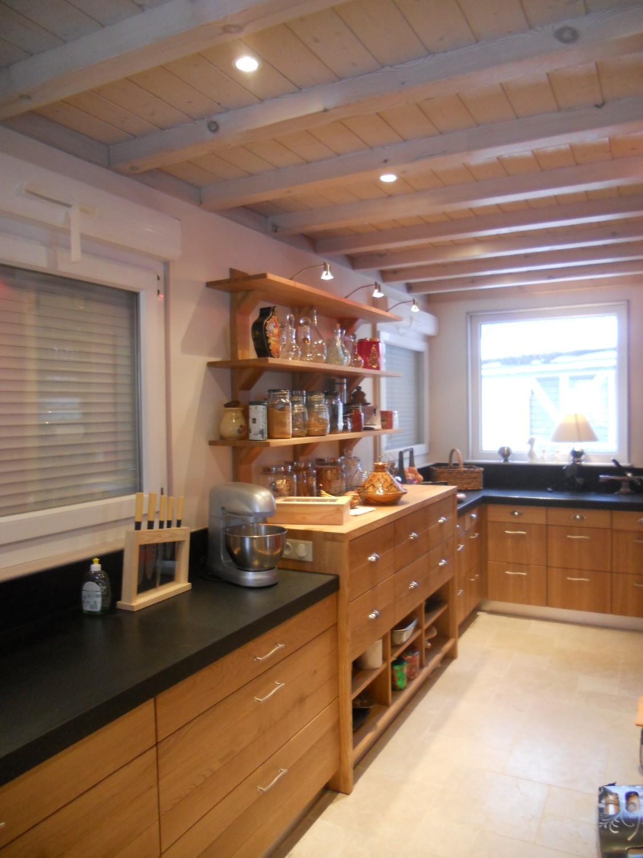 Cuisine vieux bois u0026 gencement gerard fabrication de for Fabricant meuble cuisine